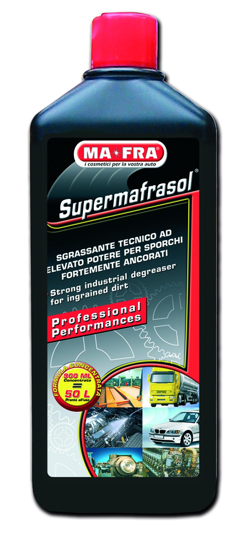 SUPERMAFRASOL 900 ml univerzální čistič - superkoncentrát MA-FRA