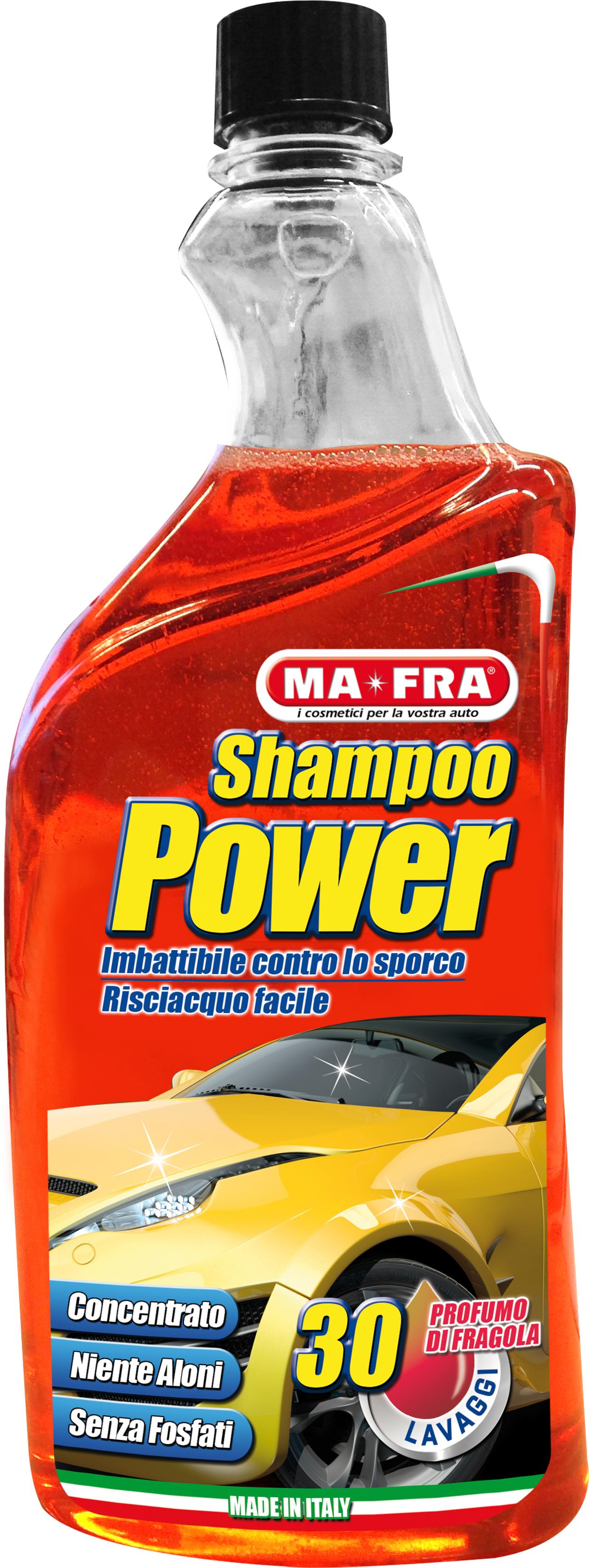 Shampoo Power 1000ml MA-FRA