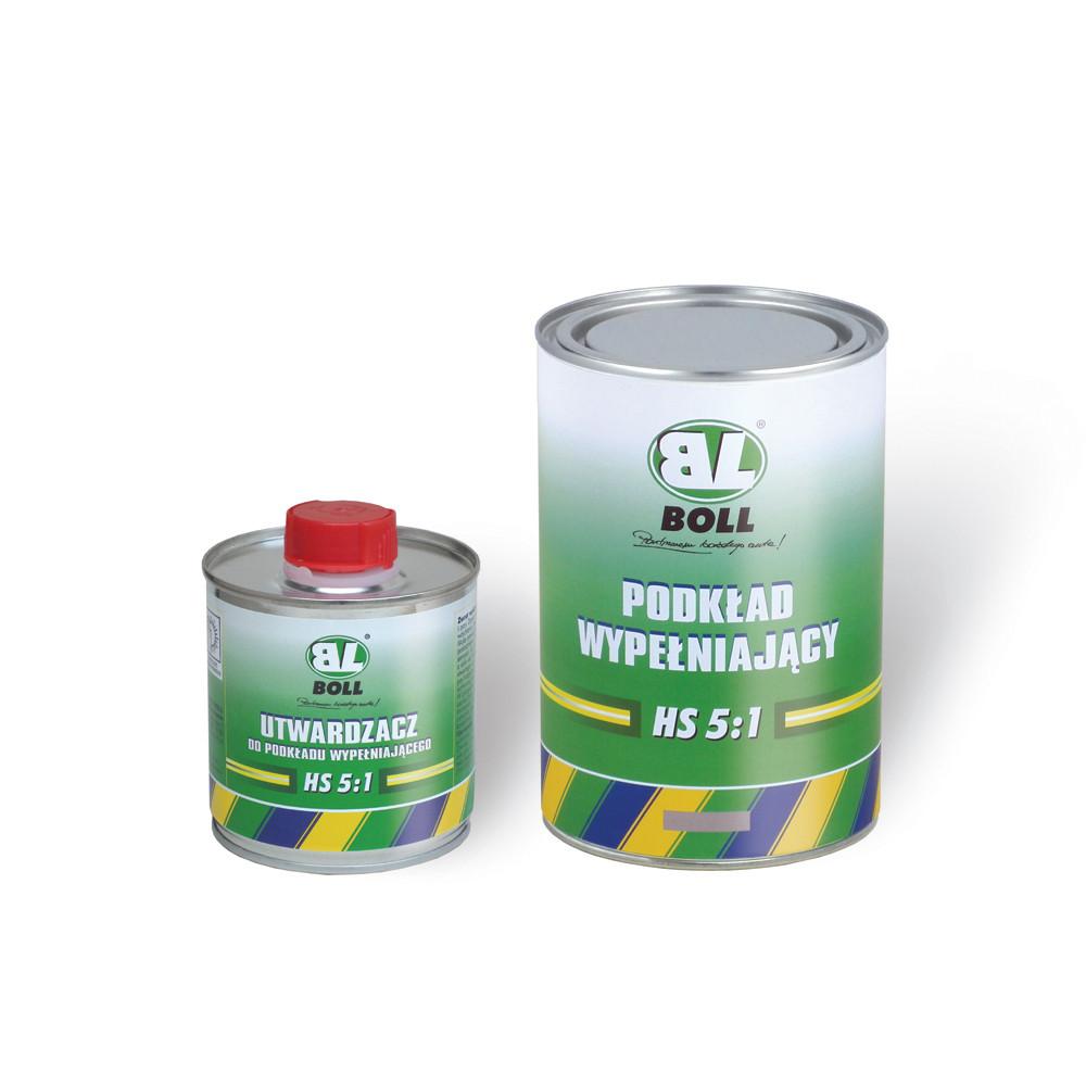 Plnicí primer HS 5:1 bílý 800 ml BOLL 001631
