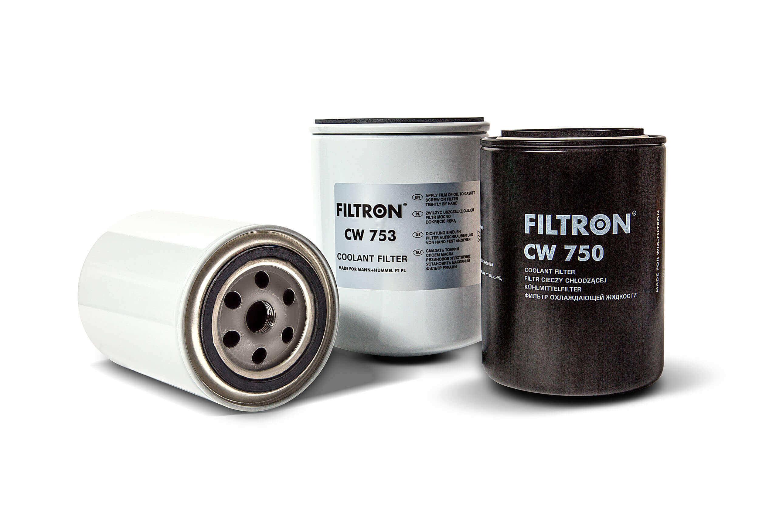 Filtron - filtr chladících kapalin