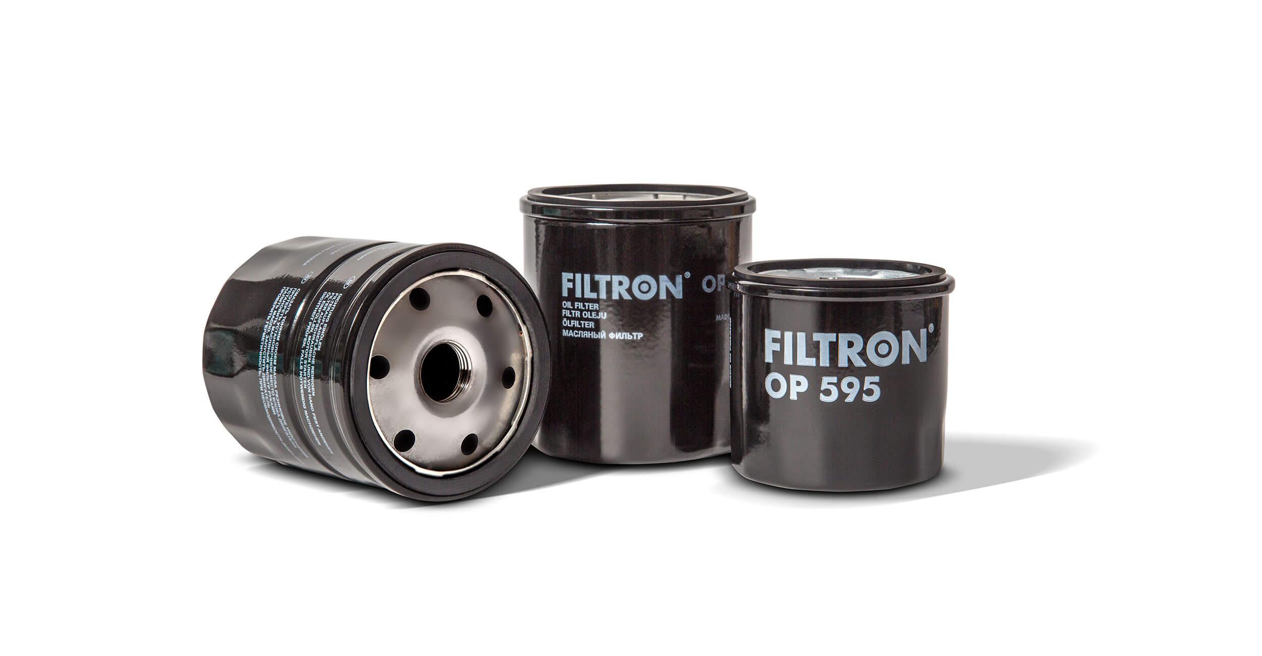 Filtron - olejový filtr kazetový