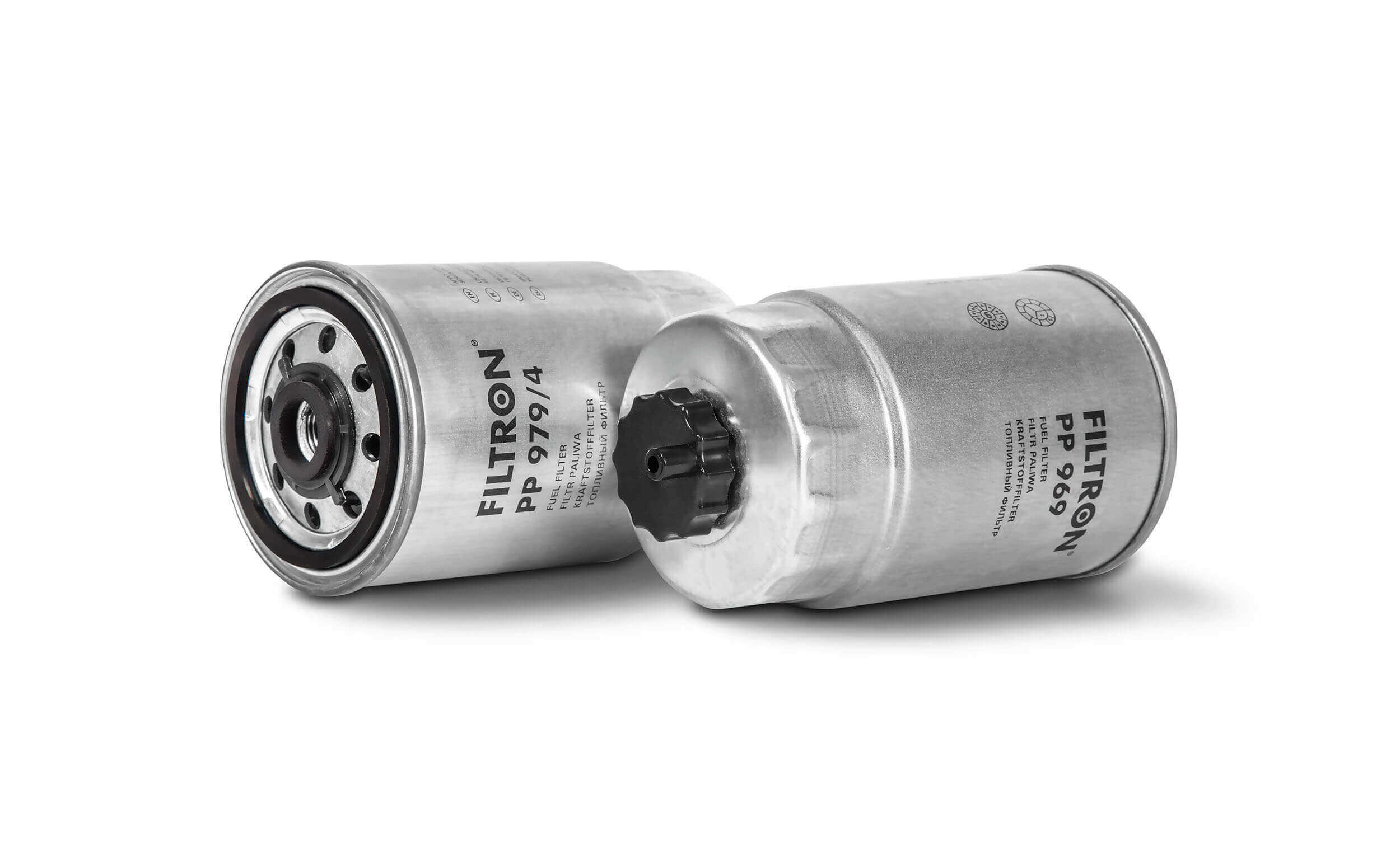 Filtron - palivovy filtr s šroubový