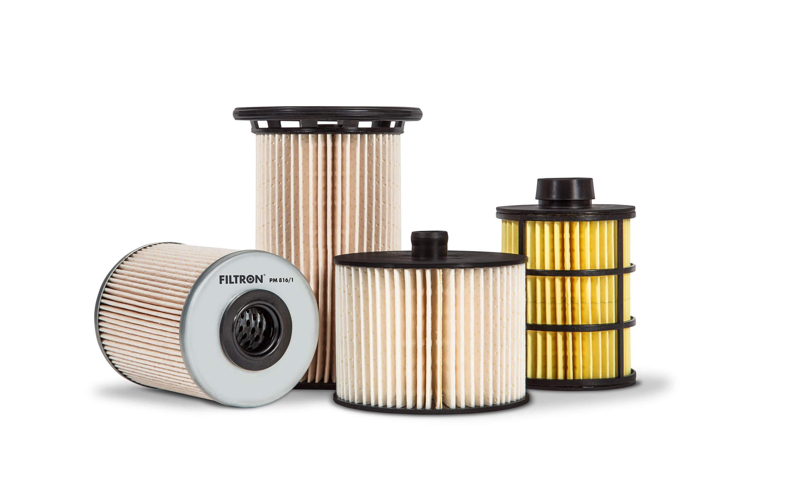 Filtron - palivovy filtr vložky