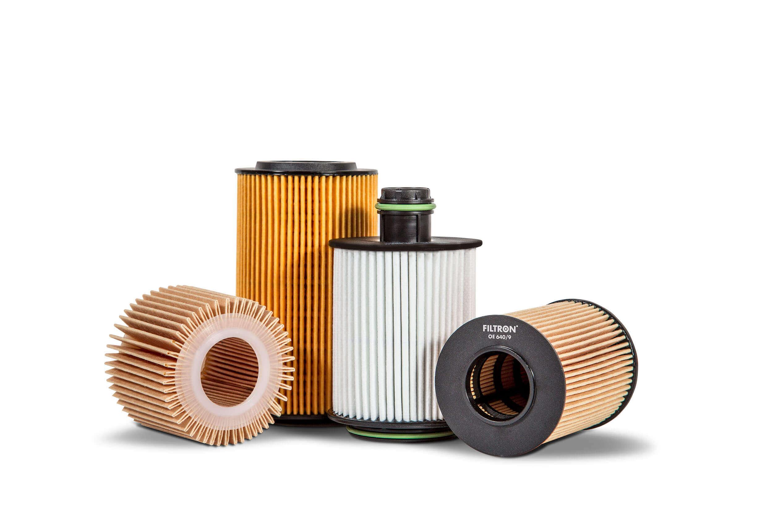 Filtron - olejový filtr vložky