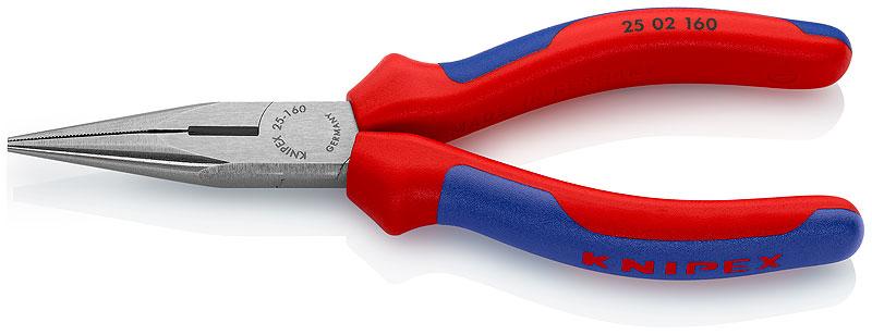 Knipex kleště montážní pulkulaté čelisti 2502160