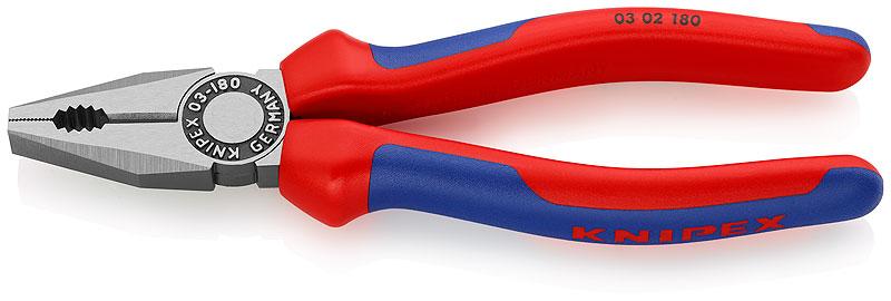 Knipex kombinované kleště klasické 0302180