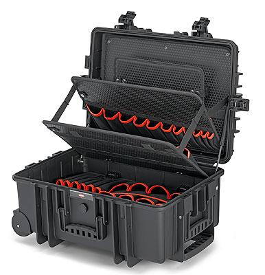 Knipex kufr na nářadí ROBUST 001956