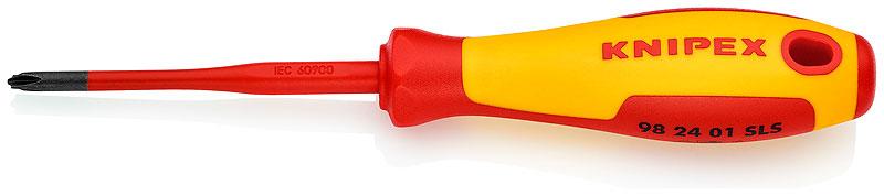 Knipex křížový šroubovák philips 982401SLS