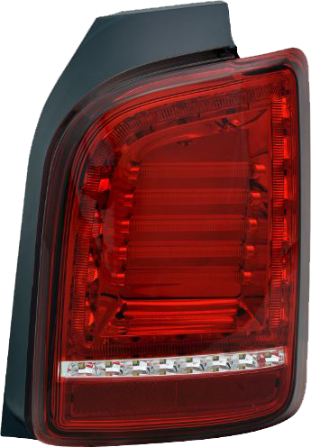 TYC - zadní světla TYC s 3D efektem