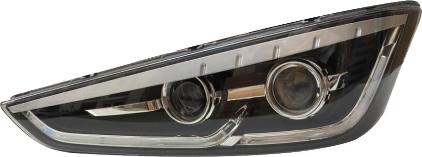 TYC světlomety Full LED Coach Lamp