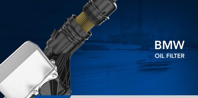 UFI olejovy filtr BMW