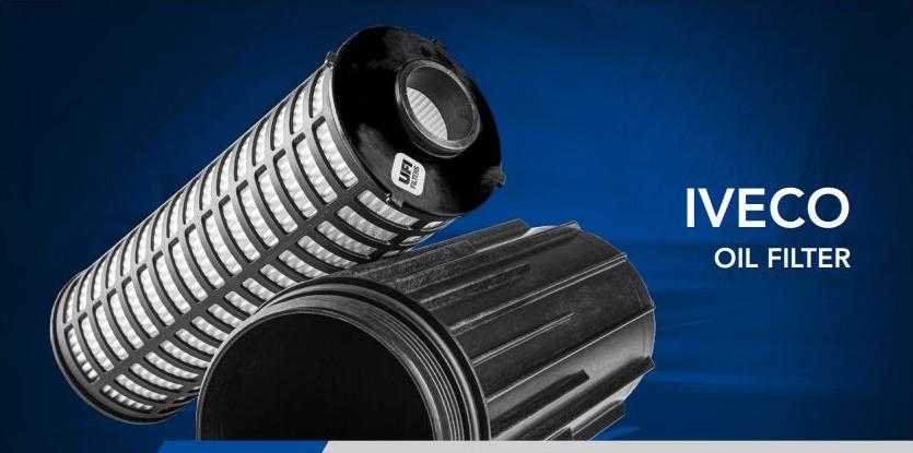 UFI olejový filtr IVECO