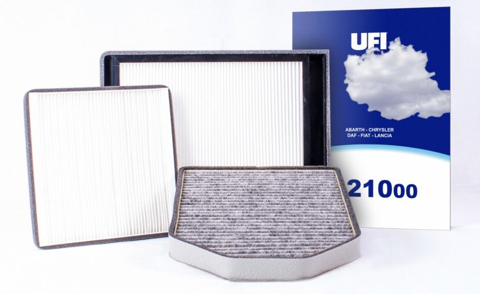 UFI kabinový filtr